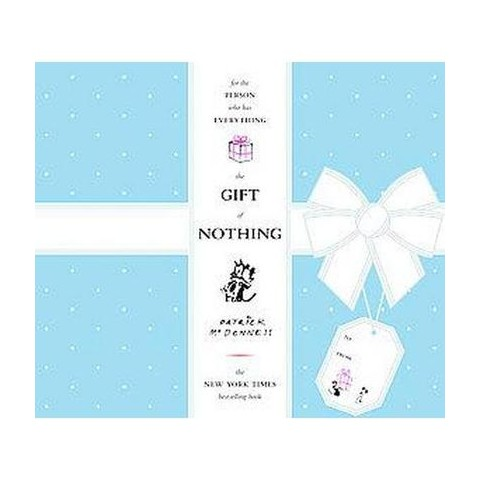 The Gift of Nothing (Special, Gift) (Hardcover)