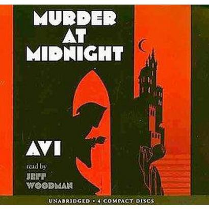 Murder at Midnight (Compact Disc)