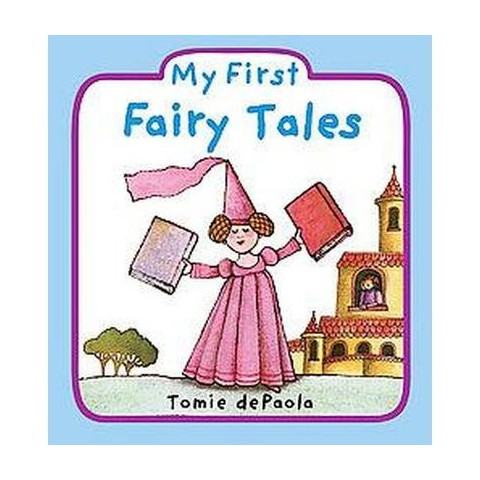 My First Fairy Tales (Board)