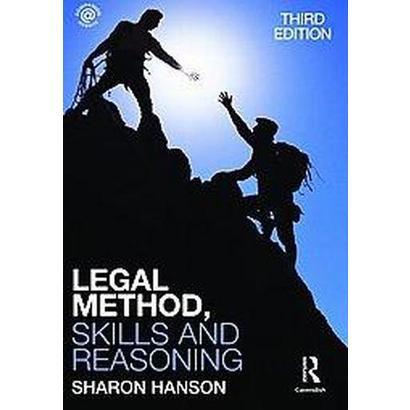 Legal Method, Skills and Reasoning (Paperback)