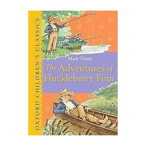 The Adventures of Huckleberry Finn (Unabridged) (Hardcover)