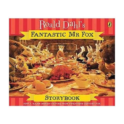 Fantastic Mr. Fox Storybook
