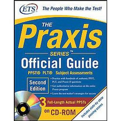 The Praxis Series Official Guide (Mixed media product)