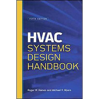 HVAC Systems Design Handbook (Hardcover)