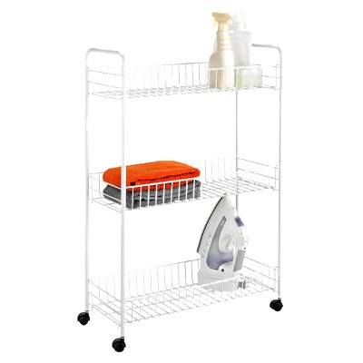 ECOM 3-Tier Laundry Cart