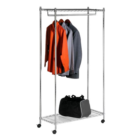 Urban Garment Rack Deluxe