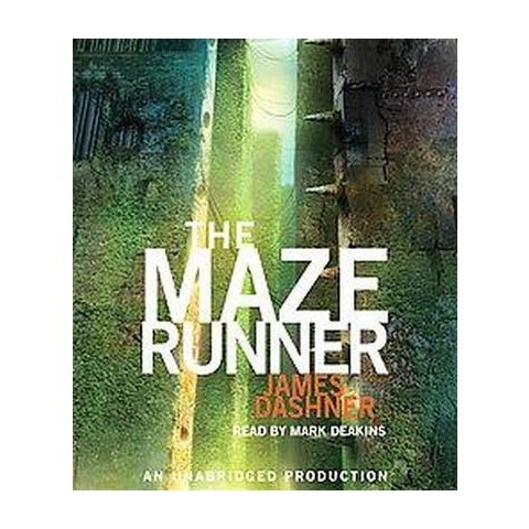 The Maze Runner (Unabridged) (Compact Disc)