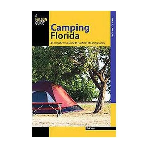 Falcon Guides Camping Florida (Paperback)