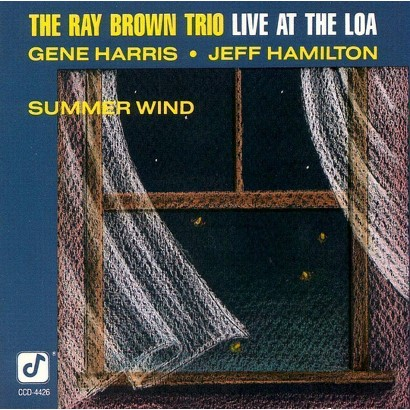 Summer Wind: Live at the Loa