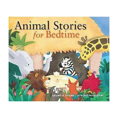 Animal Stories for Bedtime (Hardcover)