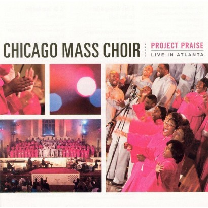 Project Praise: Live in Atlanta (Lyrics included with album)