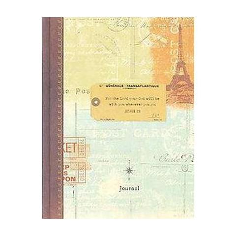 A Travel Journal (Notebook / blank book)