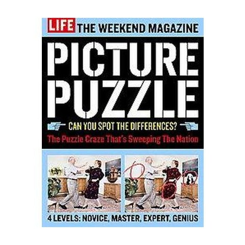Life Picture Puzzle (Paperback)
