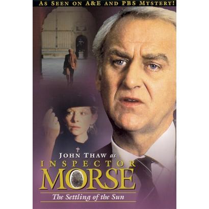 Inspector Morse: The Settling of the Sun