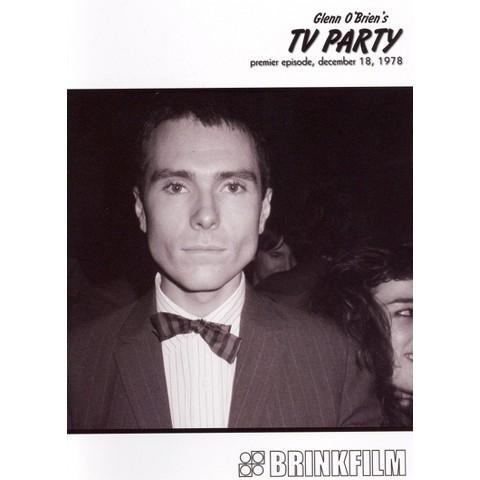 Glenn O'Brien's TV Party: Premiere Episode