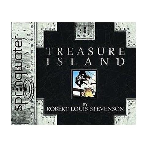 Treasure Island (Unabridged) (Compact Disc)