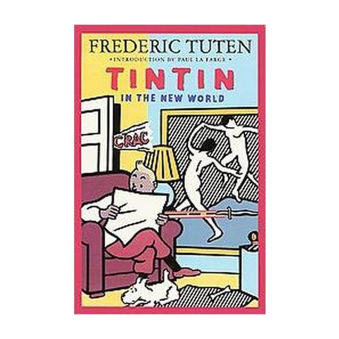 Tintin in the New World (Paperback)