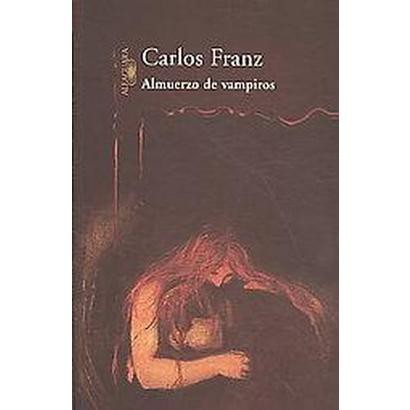 Almuerzo de vampiros/ Vampires' Breakfast (Paperback)