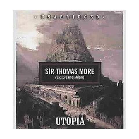 Utopia (Unabridged) (Compact Disc)