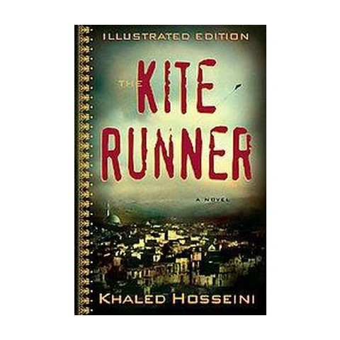The Kite Runner (Illustrated) (Hardcover)
