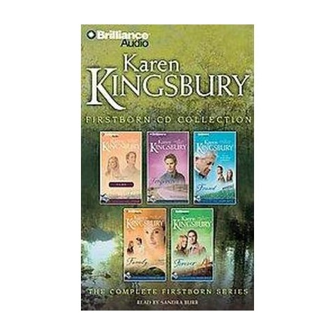 Karen Kingsbury Firstborn CD Collection (Abridged) (Compact Disc)
