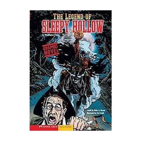 The Legend of Sleepy Hollow (Reprint) (Hardcover)