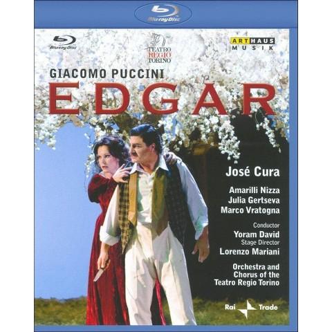 Edgar (Blu-ray) (Widescreen)