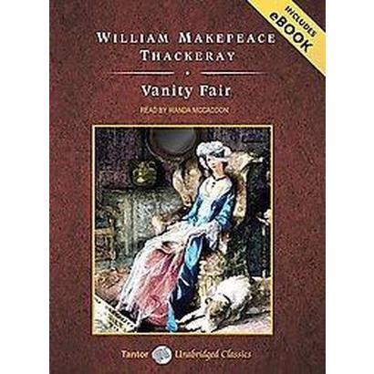 Vanity Fair (Unabridged) (Compact Disc)