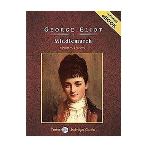 Middlemarch (Unabridged) (Compact Disc)