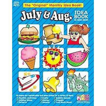 July & August Idea Book (Paperback)