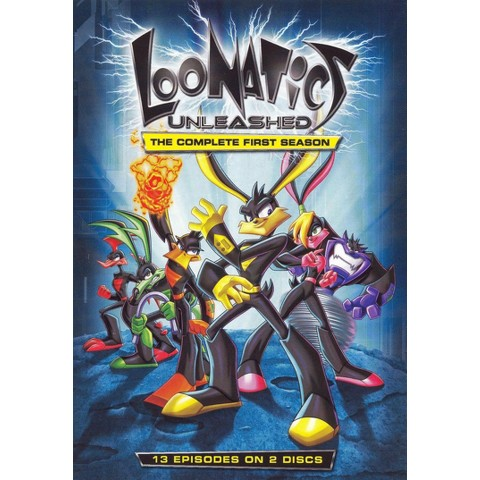 Loonatics Unleashed: The Complete First Season (2 Discs)