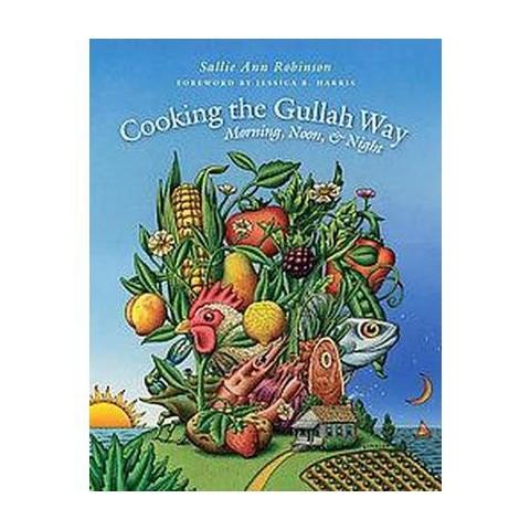 Cooking the Gullah Way (Paperback)