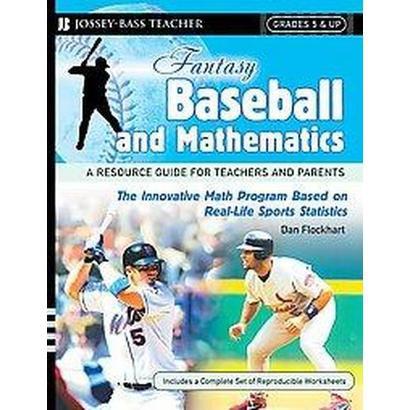 Fantasy Baseball and Mathematics (Paperback)