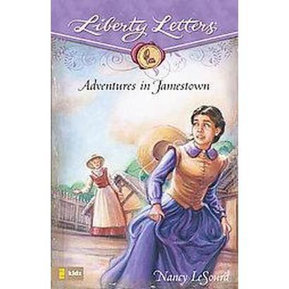 Adventures in Jamestown (Paperback)