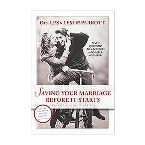Saving Your Marriage Before It Starts (Revised) (Hardcover)