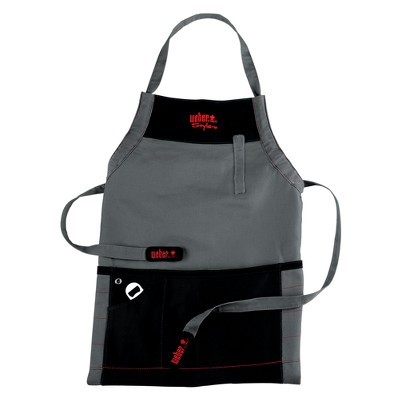Weber® Style™ Apron - Black