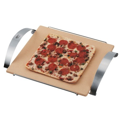 Weber® Style Pizza Stone - Gray (16x14)