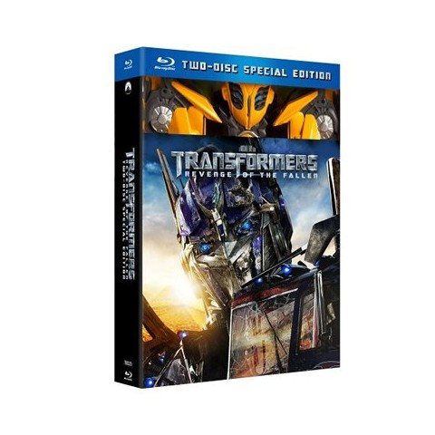 Transformers: Revenge of the Fallen Blu-ray - Only at Target