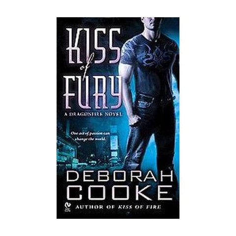 Kiss of Fury (Reissue) (Paperback)