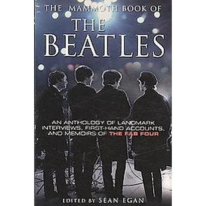 The Mammoth Book of the Beatles (Paperback)
