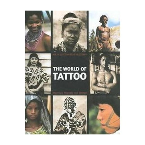 The World Of Tattoo (Hardcover)