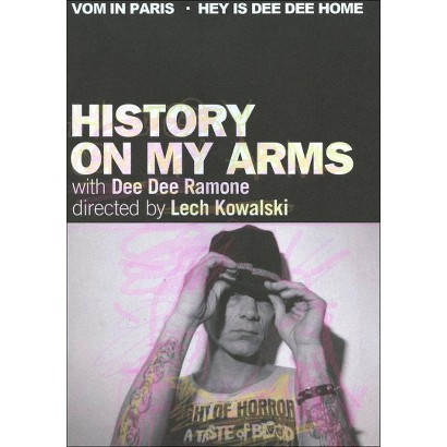 History on My Arms (DVD/CD)