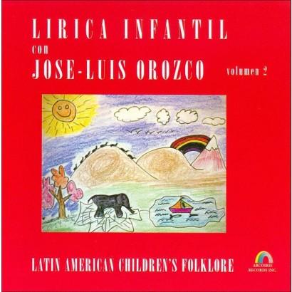 Lirica Infantil, Vol. 2