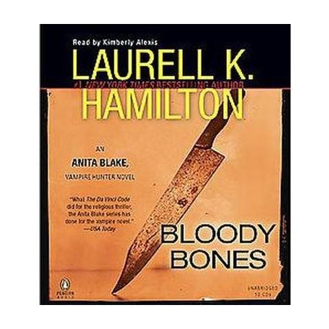 Bloody Bones (Unabridged) (Compact Disc)