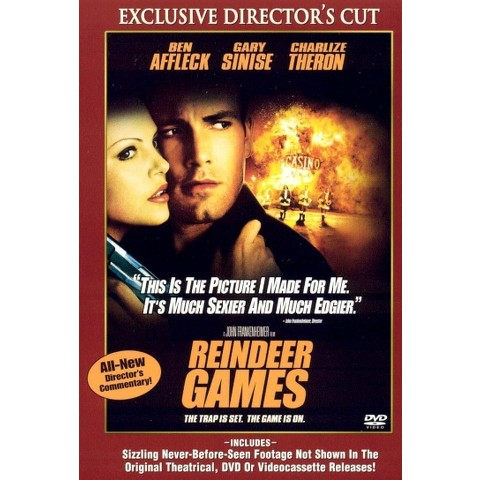 Reindeer Games (Director's Cut) (D) (Widescreen)