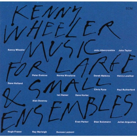 Music for Large and Small Ensembles