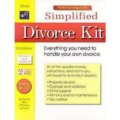 Simplified Divorce Kit (Mixed media product)