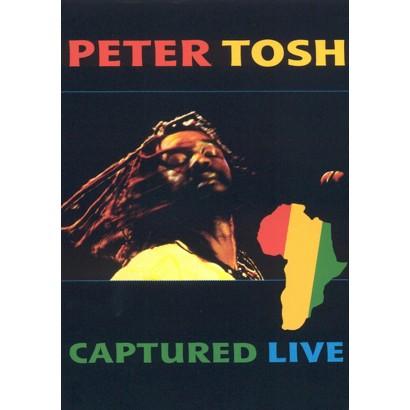 Peter Tosh: Captured Live