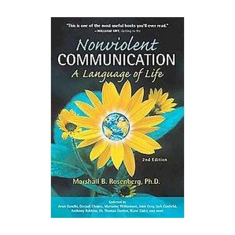 Nonviolent Communication (Paperback)