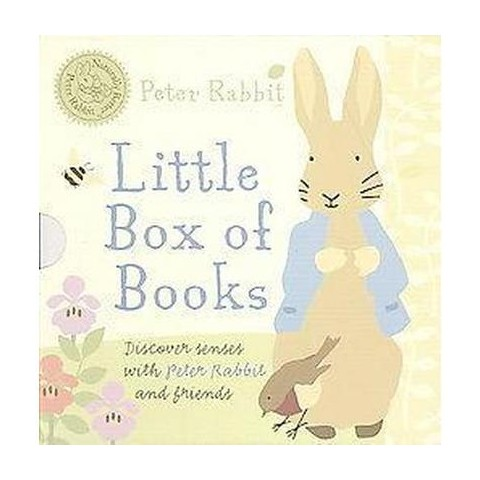 Peter Rabbit Little Box of Books (Board)